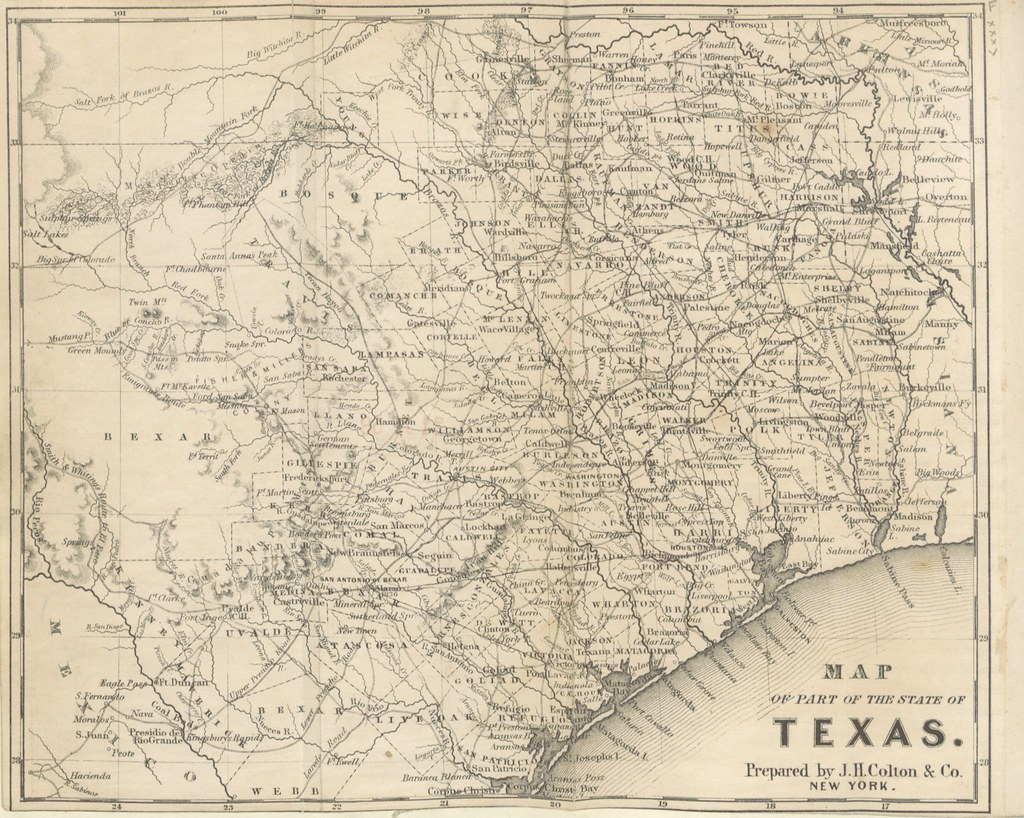 A Journey Through Texas, 1853