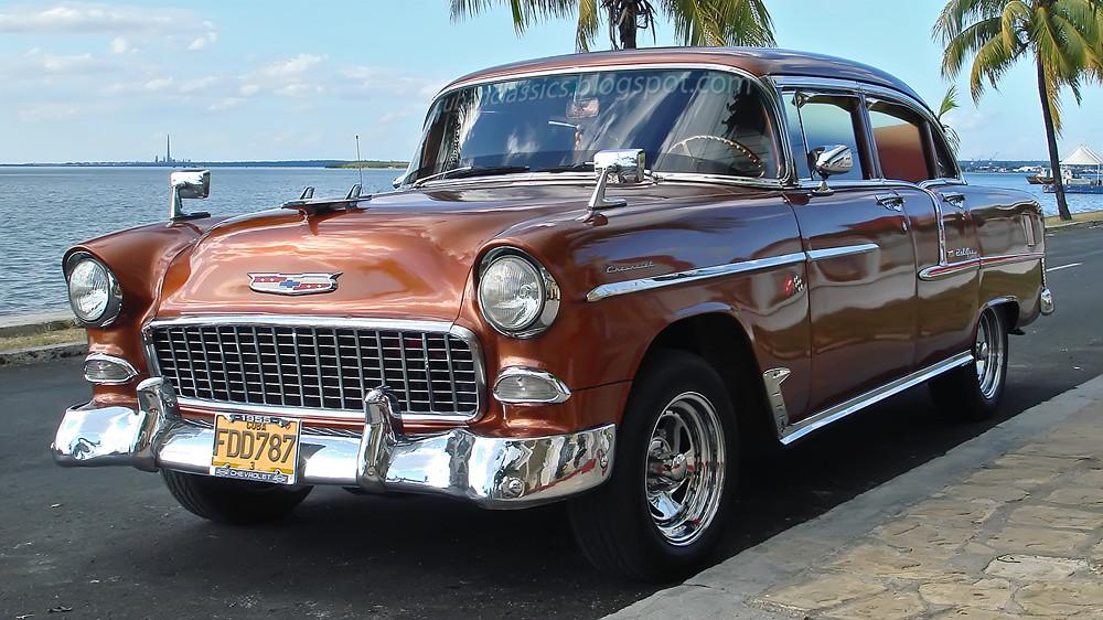 1955 Chevrolet Bel Air In Cuba See More At