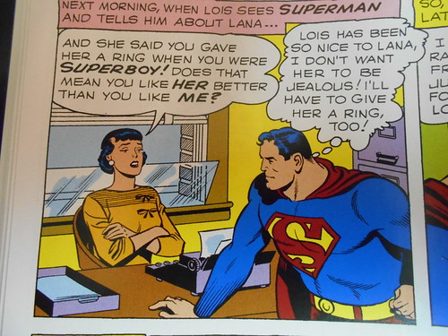 """Superman's Girlfriend Lois Lane"" #7"
