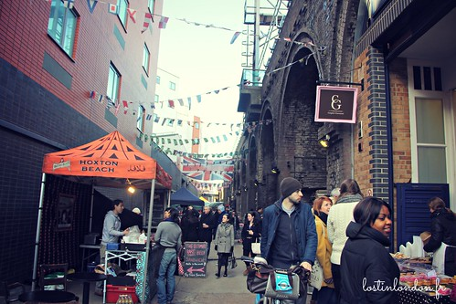 ropewalk market london