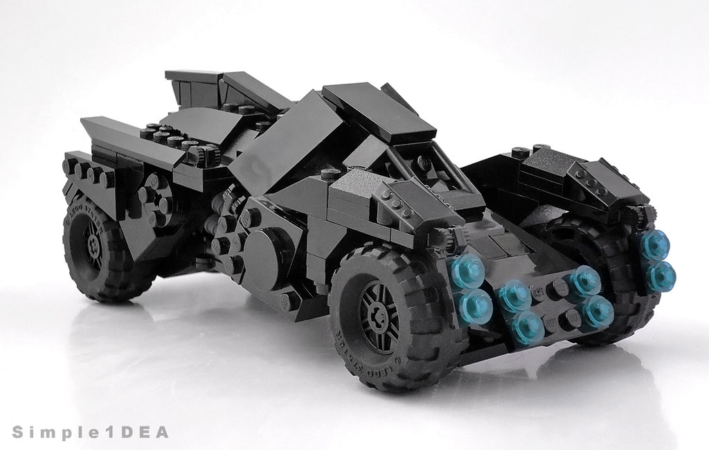 lego batman vehicles instructions