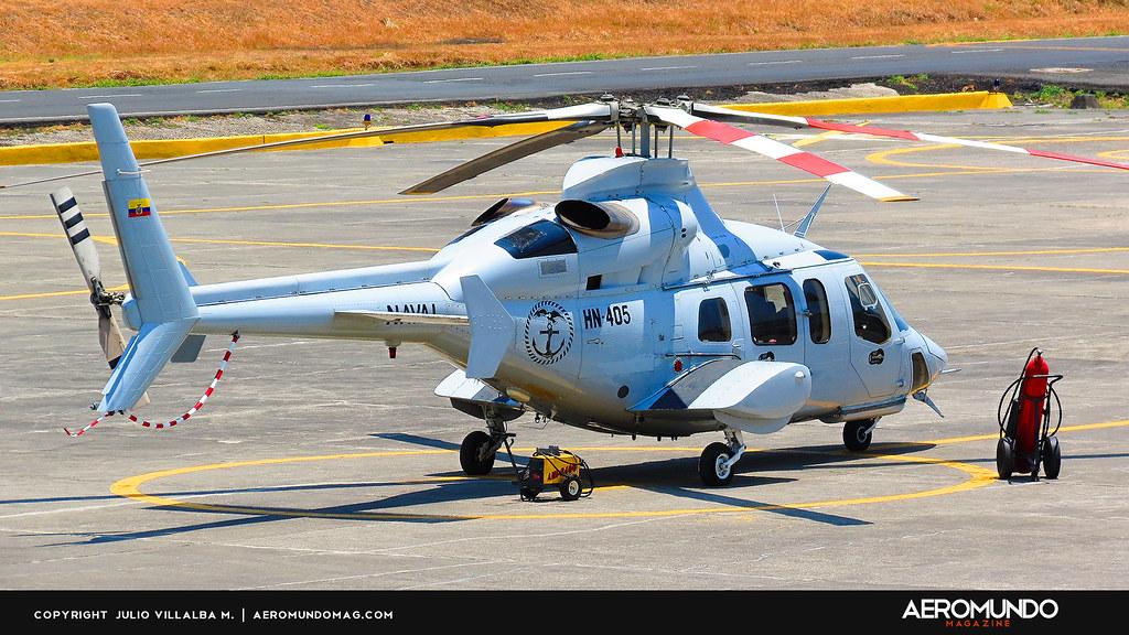 Bell 430 Hn 405 Ecuadorian Navy Jose Joaquin De Olmedo