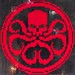 Hydra logo mosaic