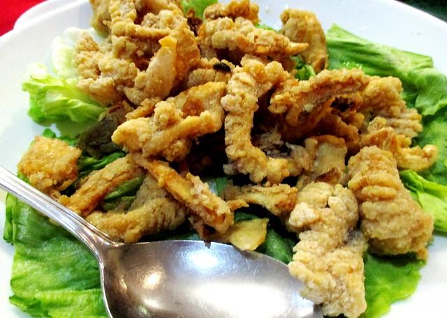 New Capitol salad sotong