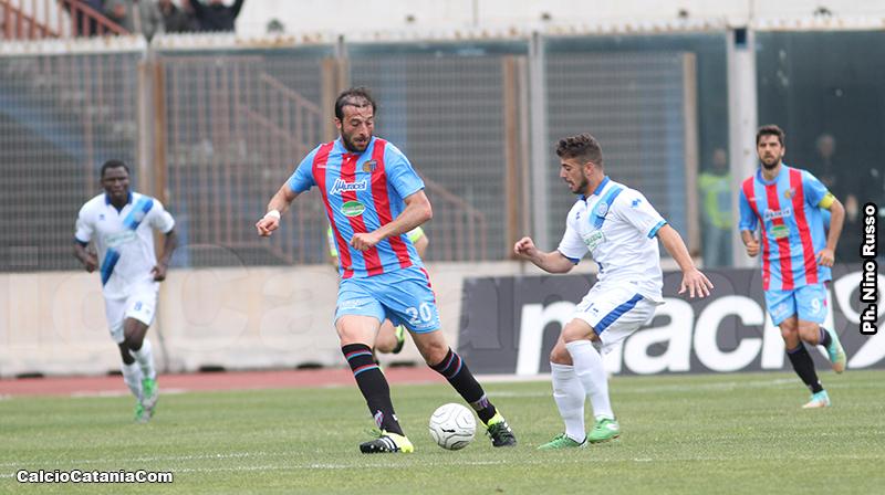 Gianvito Plasmati, decisivo nell'ultimo match al