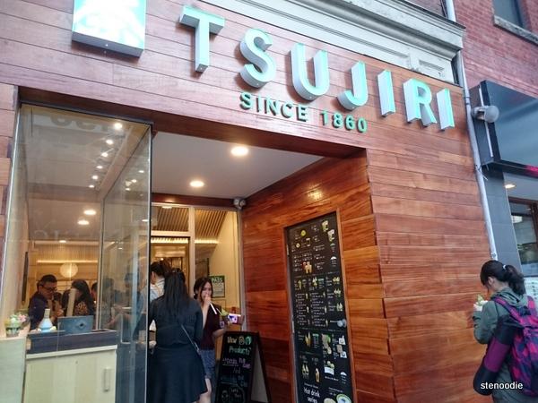 Tsujiri in Toronto
