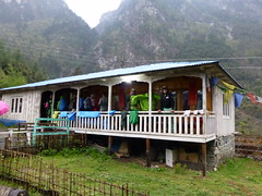 Our Lodge in Namrung