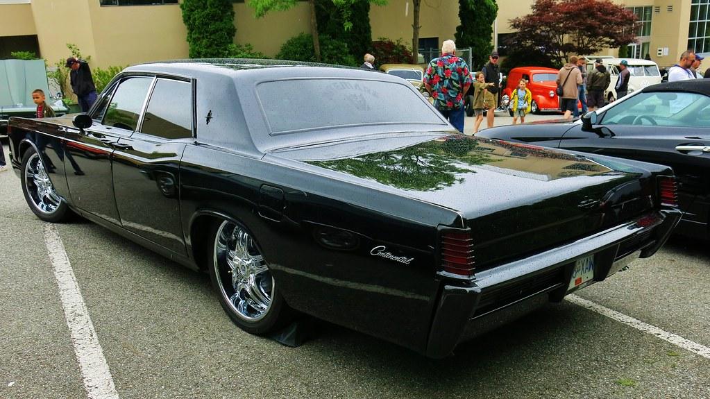 1968 Lincoln Continental 4 Door Custom Custom Cab Flickr