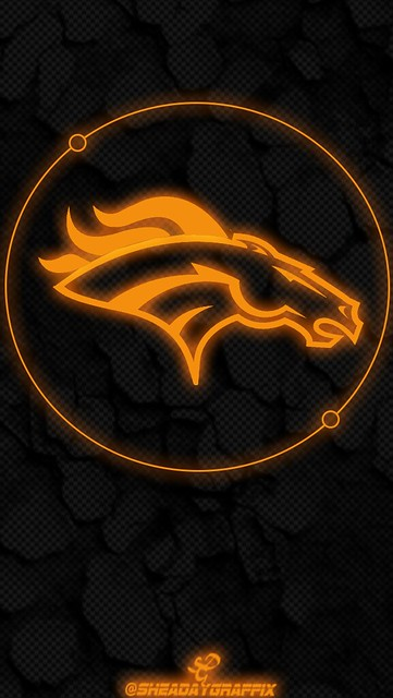 Broncos iphone wallpaper 2 flickr photo sharing - Denver broncos iphone wallpaper ...
