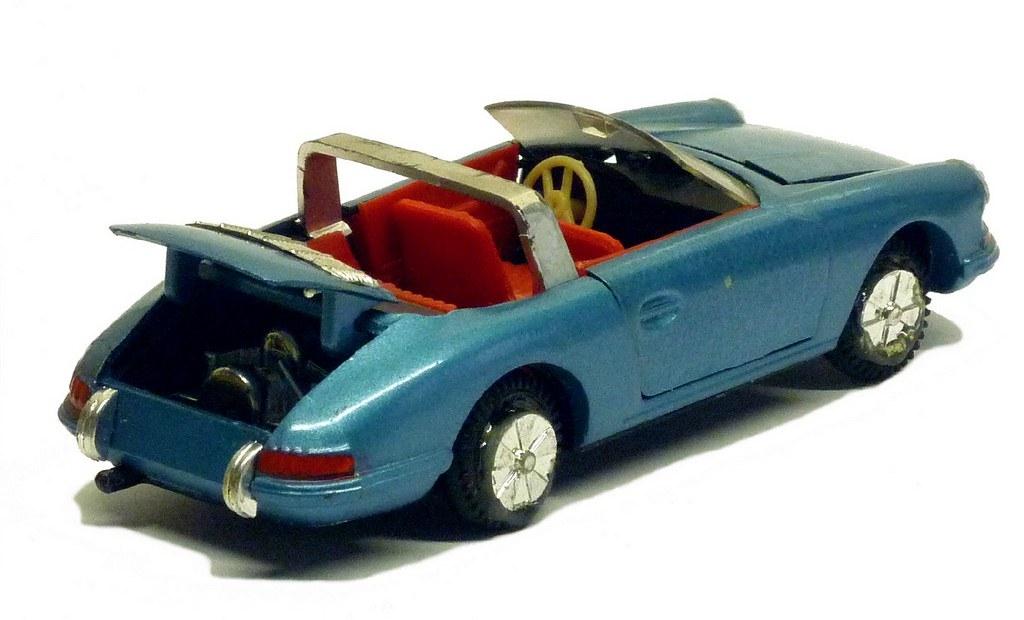 sablon porsche 911 targa rear open piccolegrandiruote