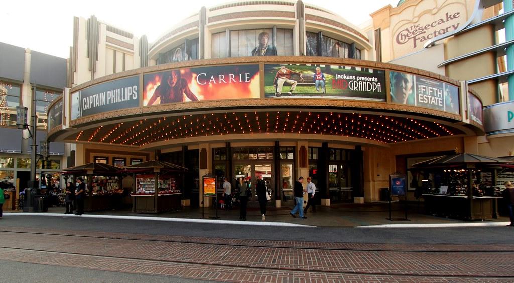 Pacific Theatres The Grove La Los Angeles California
