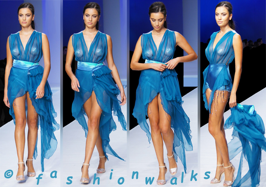 Greece Athens Exclusive Designers Week Fashionshow Pic