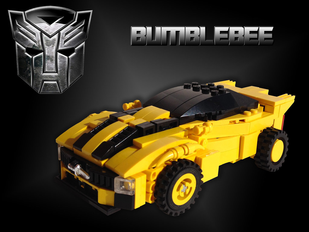 Bumblebee Lego Transformer Quot Transformers More Than