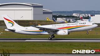 Tibet A330-243 msn 1730