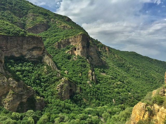 Reserva del Rey Khosrov (Armenia)