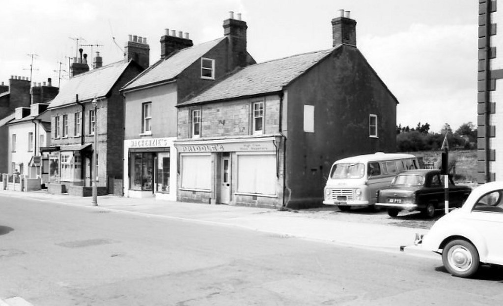 1965c huish yeovil all the shops have gone and the. Black Bedroom Furniture Sets. Home Design Ideas