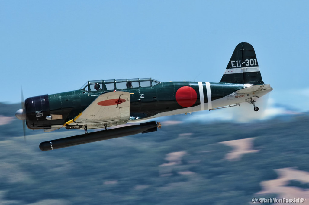 nakajima b5n quotkatequot this replica was used in the movie