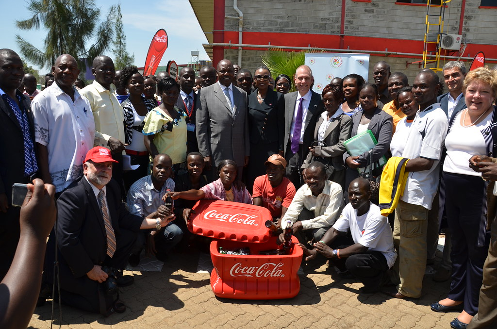 Coca Cola Africa Foundation