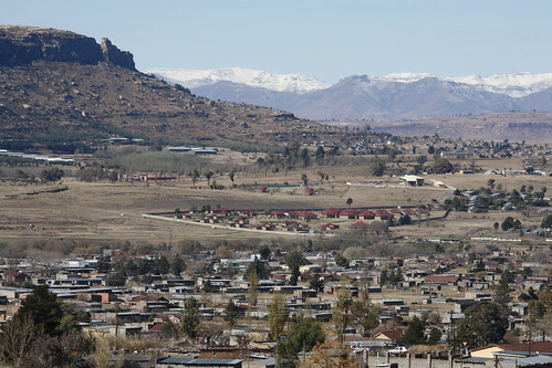 Lesotho - Maseru Qoaling - John Hogg - 090626 (19) | by World Bank Photo Collection