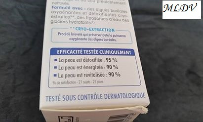 test clinique fluide détoxifiant so'bio etic