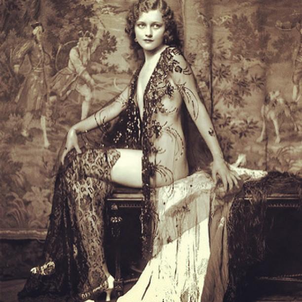ziegfeld follies performer 1920s dancer dance dancing