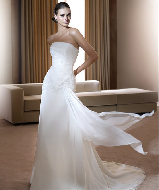 Cheap Wedding Dress Flat Shoes
