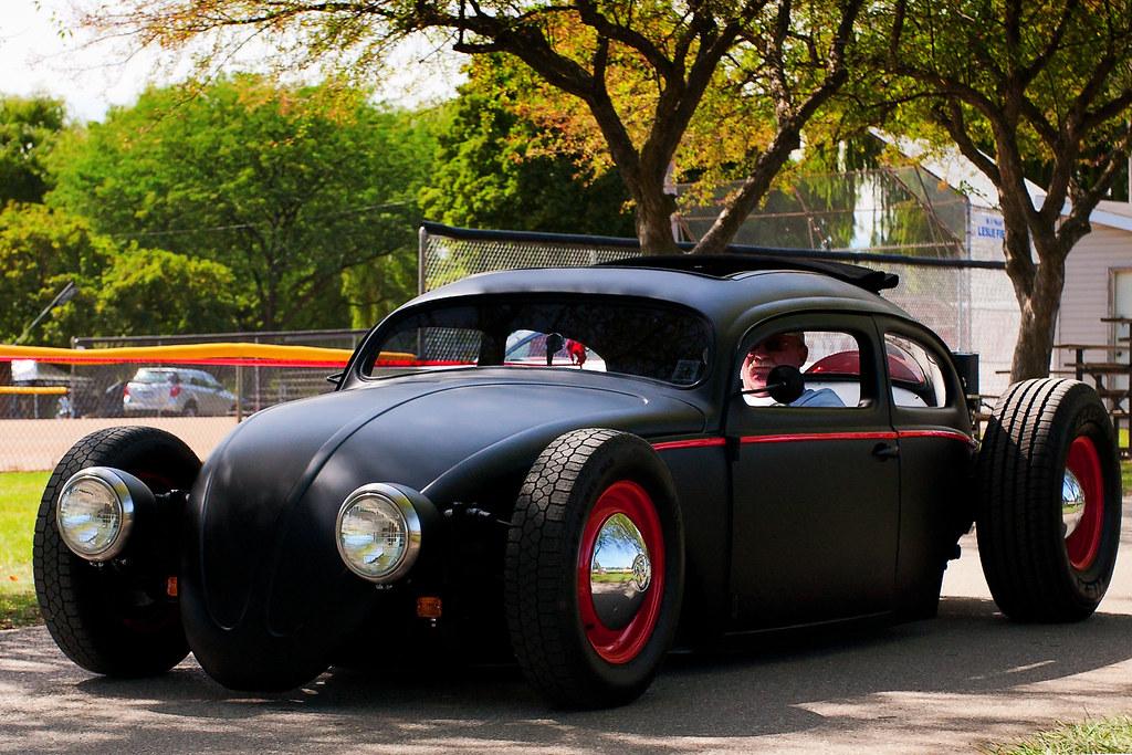 Rat Rod Car Shows