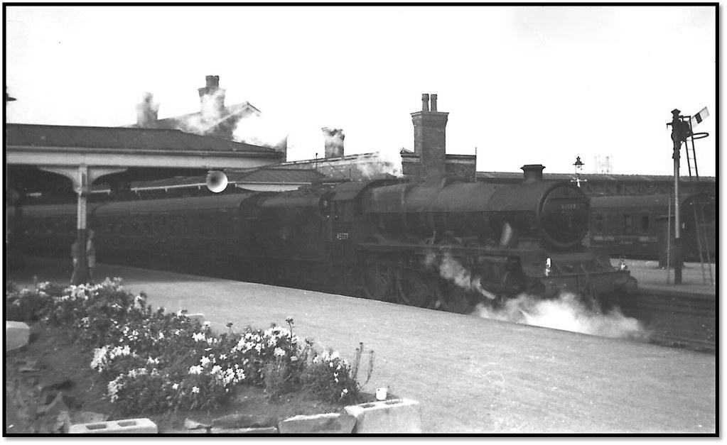 1960 39 s steam in gloucester 3 bristol barrow road jubilee 4 flickr Jubilee swimming pool bristol timetable