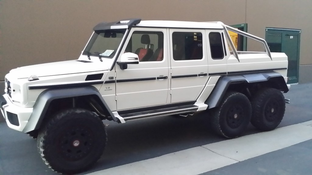 G wagon 6x6 autos post for Mercedes benz g class 6x6 for sale