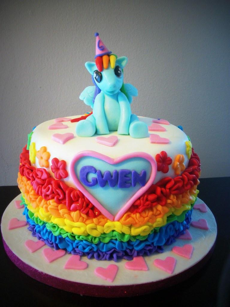 D My Little Pony Cake Pan