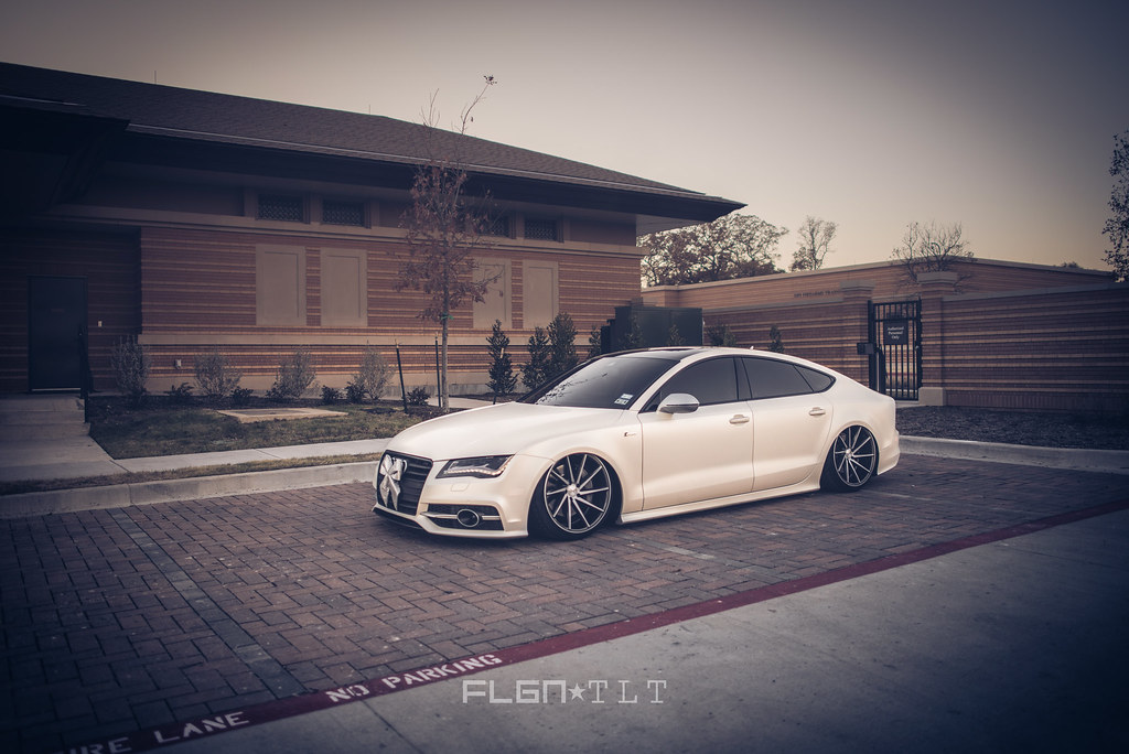 Great Audi A7 On Vossen Flgntlt Com Flickr