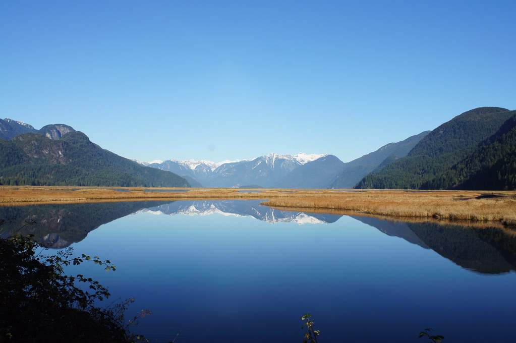 About >> Pitt Lake | Pitt Lake, BC Canada | Tjflex2 | Flickr