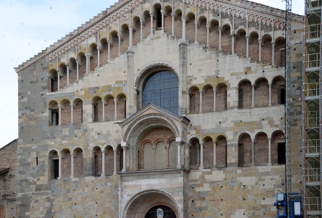 Parme (Emilie-Romagne), la cathédrale - 12   Roger Joseph ...