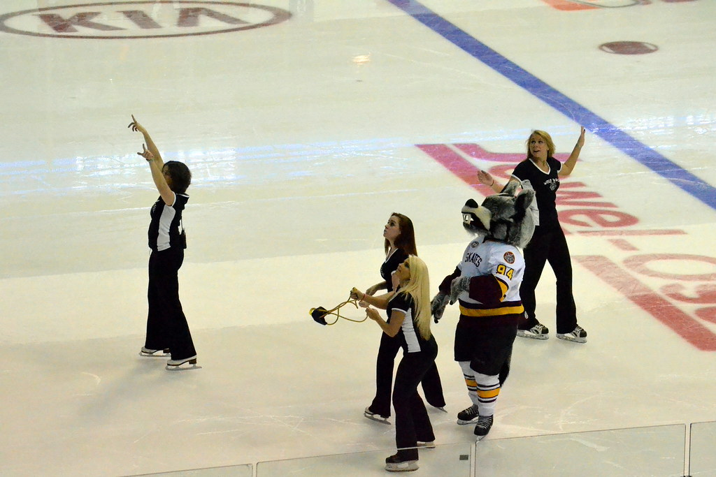 Chicago Wolves Ice Crew Chicago Wolves Ice Crew