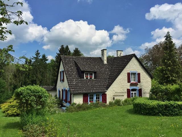Casa en Crupet (Valonia, Bélgica)