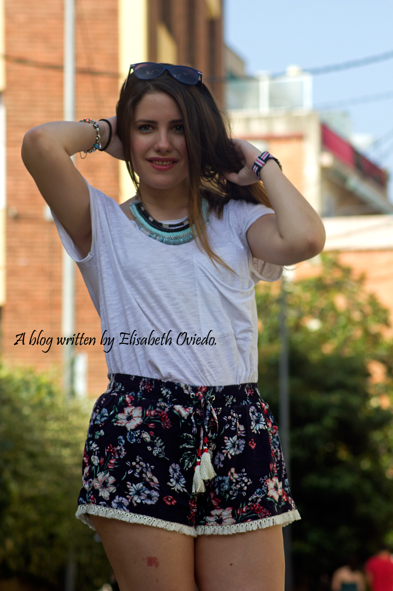 flower shorts HeelsandRoses (5)
