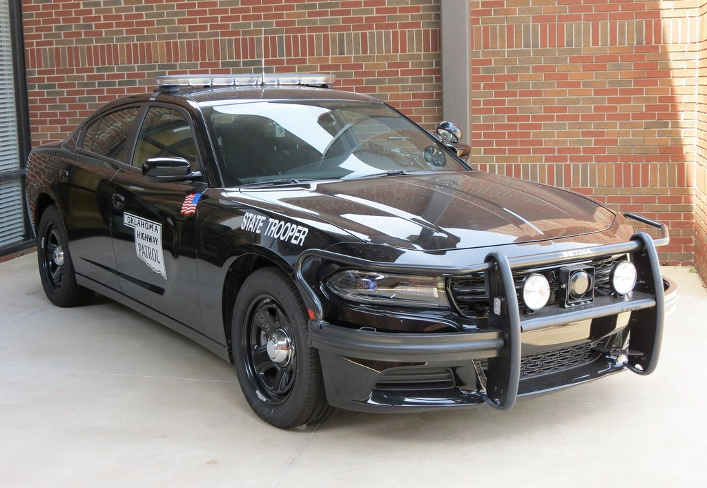 Oklahoma Highway Patrol | 2016 Dodge Charger, to be ...