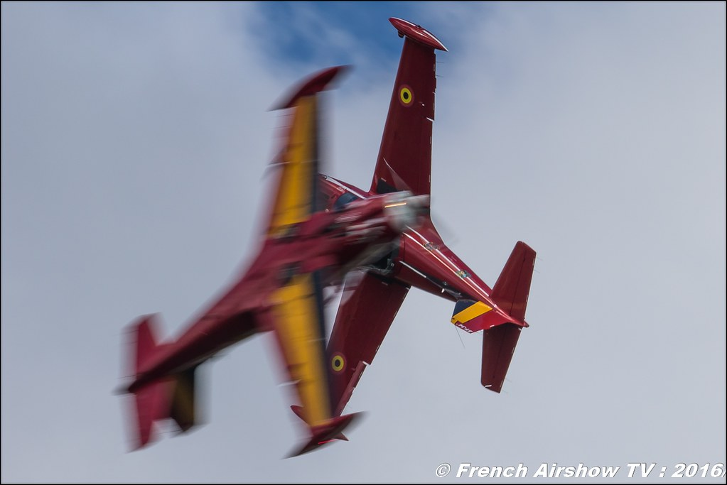 Red Devils Belgium , aerobatic teams of the Belgian Air Force ,Meeting de l'air BA-702 Avord , Meeting Aerien Avord 2016 , FOSA , Armée de l'air , Canon Reflex , EOS System