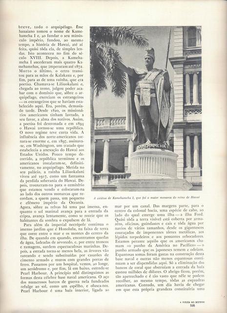 A Volta ao Mundo, Ferreira de Castro, Nº 15, 1944 - 37