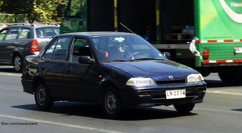 Suzuki Swift Sedán - Santiago, Chile