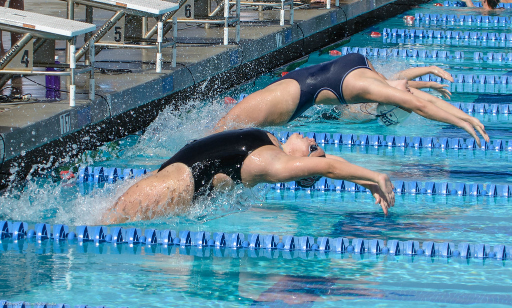 Sierra College Men's & Women's Swim & Dive @ American Rive ...