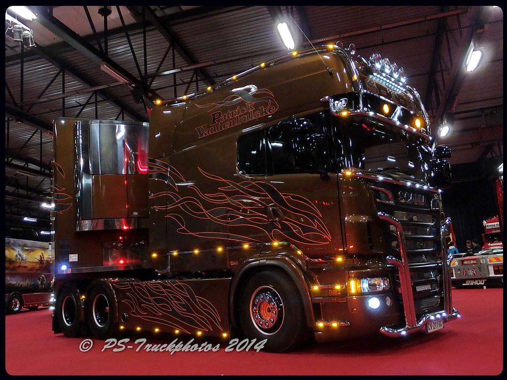 scania r620 v8 longline black amber s t h patrick vand flickr. Black Bedroom Furniture Sets. Home Design Ideas