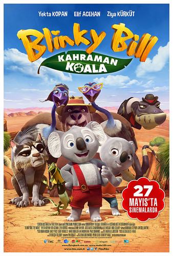 Blinky Bill: Kahraman Koala - Blinky Bill The Movie