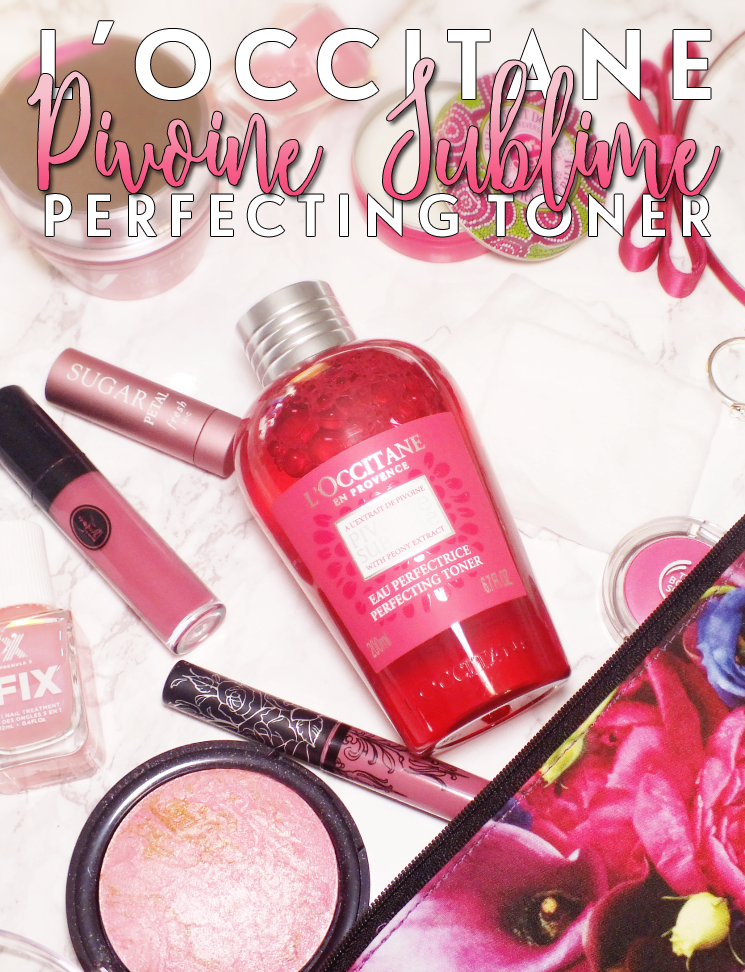 L'Occitane Pivoine sublime Perfecting Toner 004