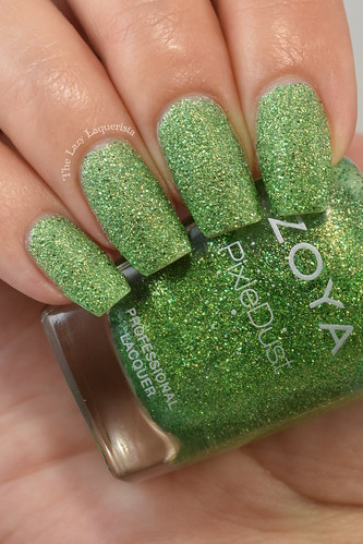 Zoya Seashell Swatch