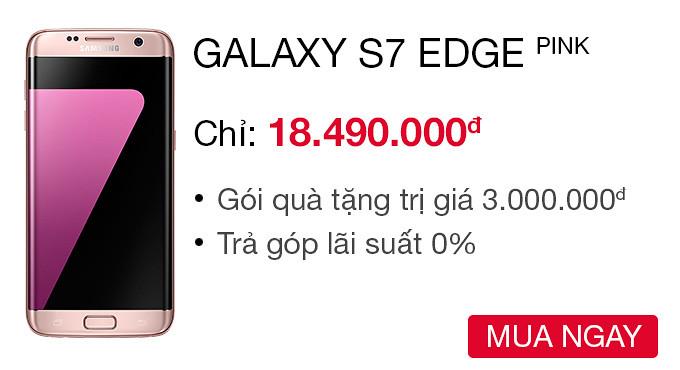 Samsung Galaxy S7 edge 32 GB Công ty - CellphoneS