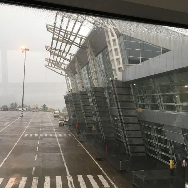 Manglore Airport - مطار مانغلور