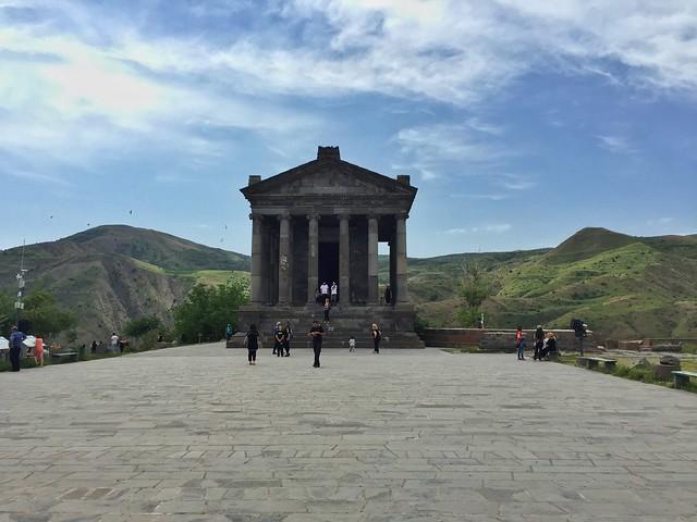 Templo de Garni (Armenia)