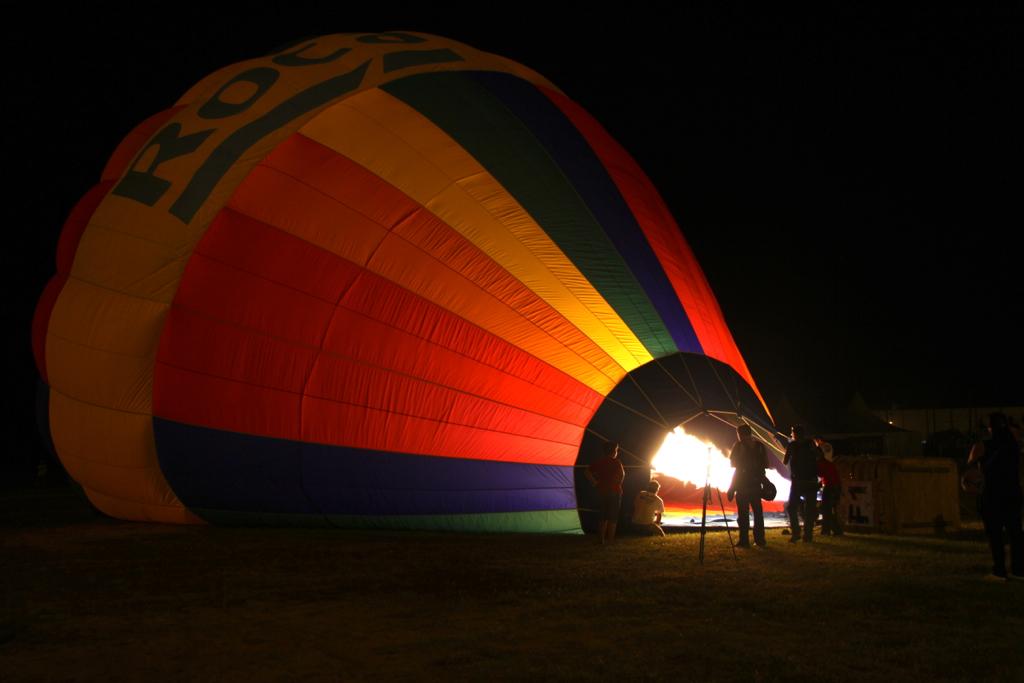 Festival de Balonismo Torres Festival de Balonismo de