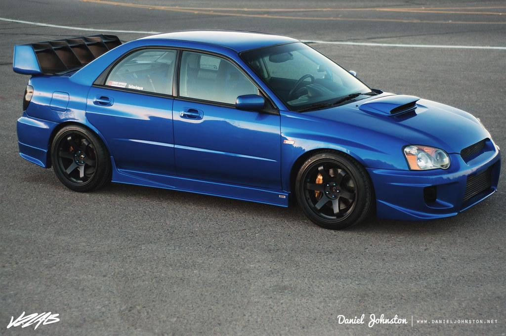 Exterior Pic request - 04/05 sti WRC spoiler wing - Subaru